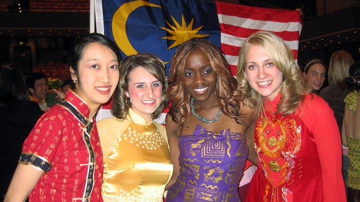 International admissions