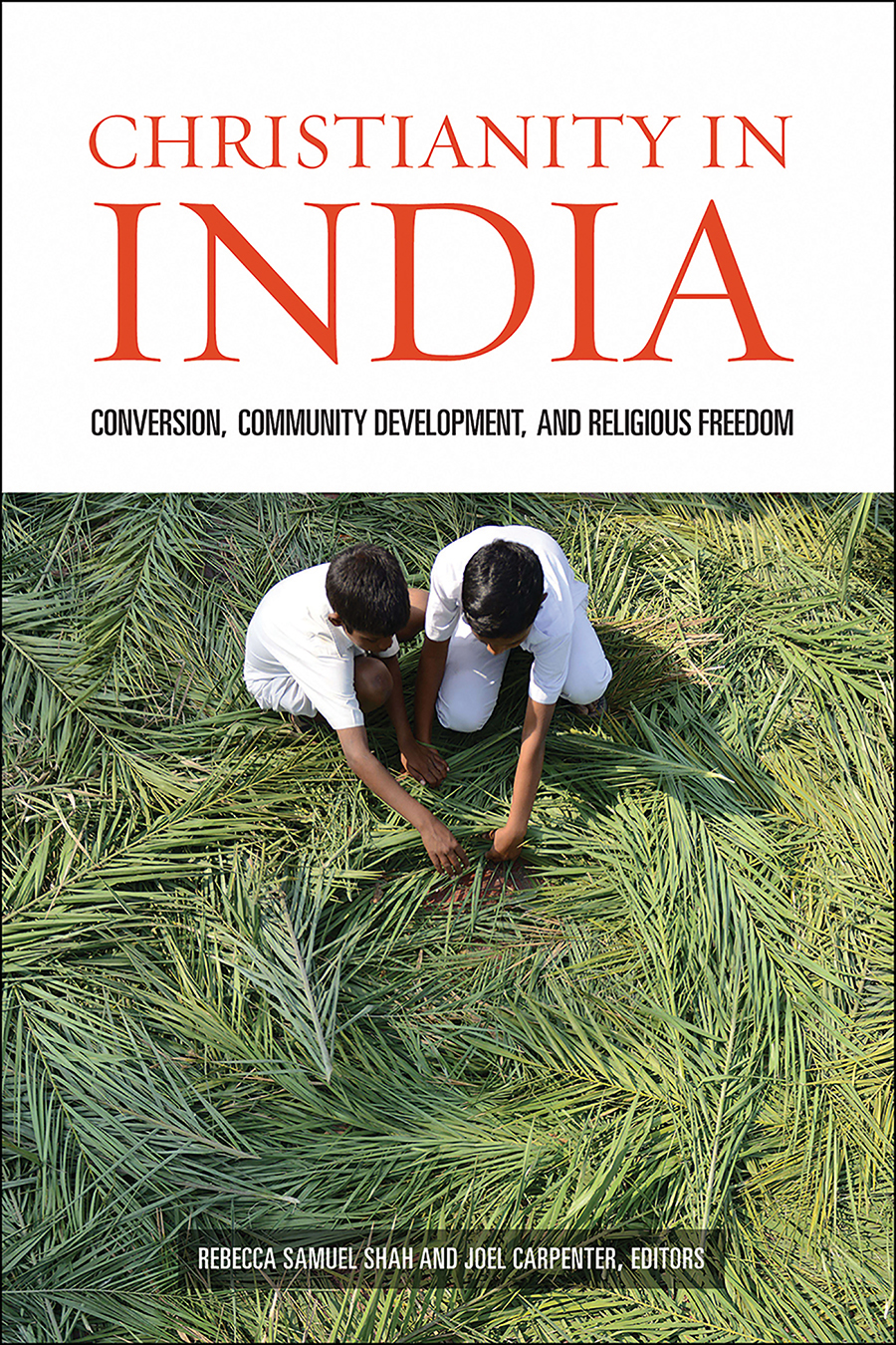 Christianity in India cover