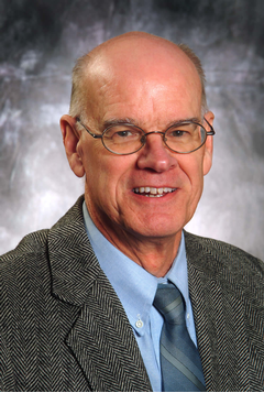 Professor of geology emeritus Davis Young