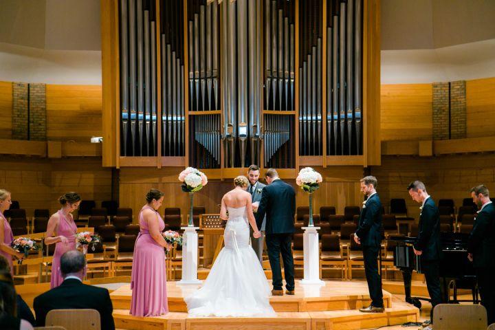 Weddings Events Calvin College