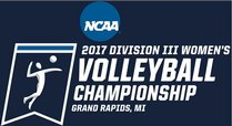 NCAA Volleyball Quarterfinals<br>Emory vs Ithaca