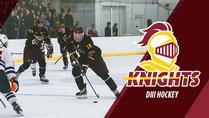 DIII Hockey vs Central Michigan