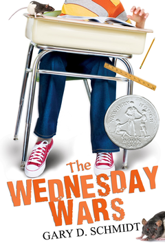 The cover of The Wednesday Wars