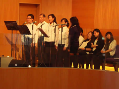 Worshippers at the 2011 Hong Kong symposium