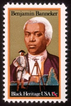 Stamp of Banneker