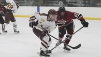 D3 Hockey vs. Western Michigan