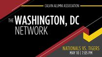 Nationals vs. Tigers with DC alumni network
