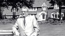 In 1956, J.C. Miller sold the Knollcrest Farm to Calvin College.