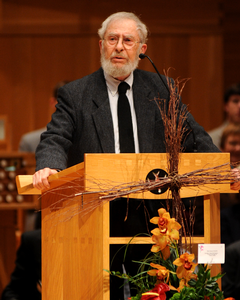 George Harper, professor emeritus