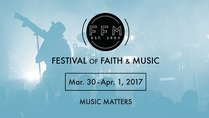 Festival of Faith and Music