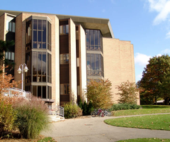 Calvin's Science Building