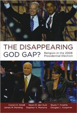The Disappearing God Gap? cover image.