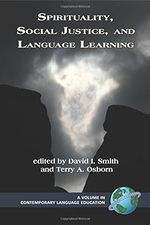 Spirituality, Social Justice,and Language Learning cover image.