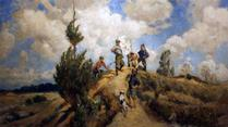 Art Lecture: How Mathias Alten Painted Michigan