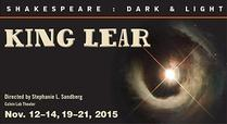 Calvin Theater Company presents KING LEAR