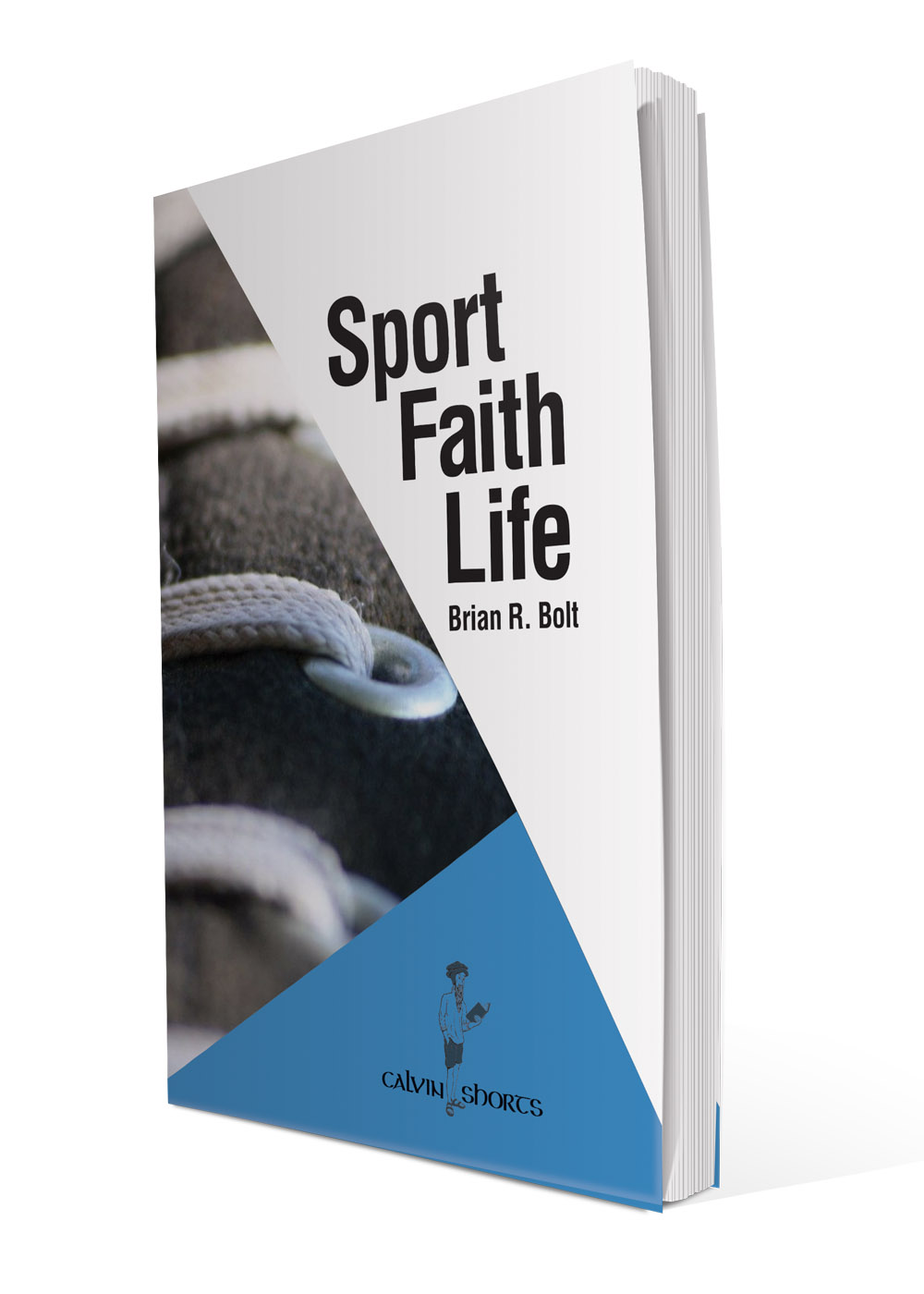 This volume, by Brian R. Bolt, is part of the Calvin Shorts Series, which is available from online retailers or the Calvin College Campus Store.