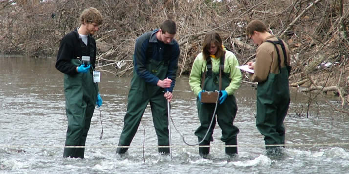 Calvin College has received a $375,000 state grant to further research, education and restoration efforts in the Plaster Creek watershed.