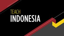 Teach in Indonesia Information Dinner
