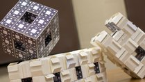 Mega Menger Project: Build a Fractal Sculpture