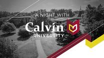 A Night With Calvin - Plymouth Christian Academy