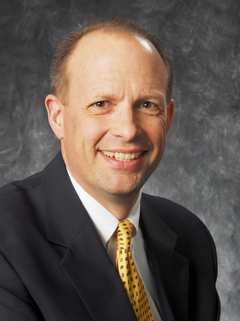 Leonard Van Drunen, professor of business