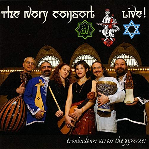 The Ivory Consort - Live! cover image