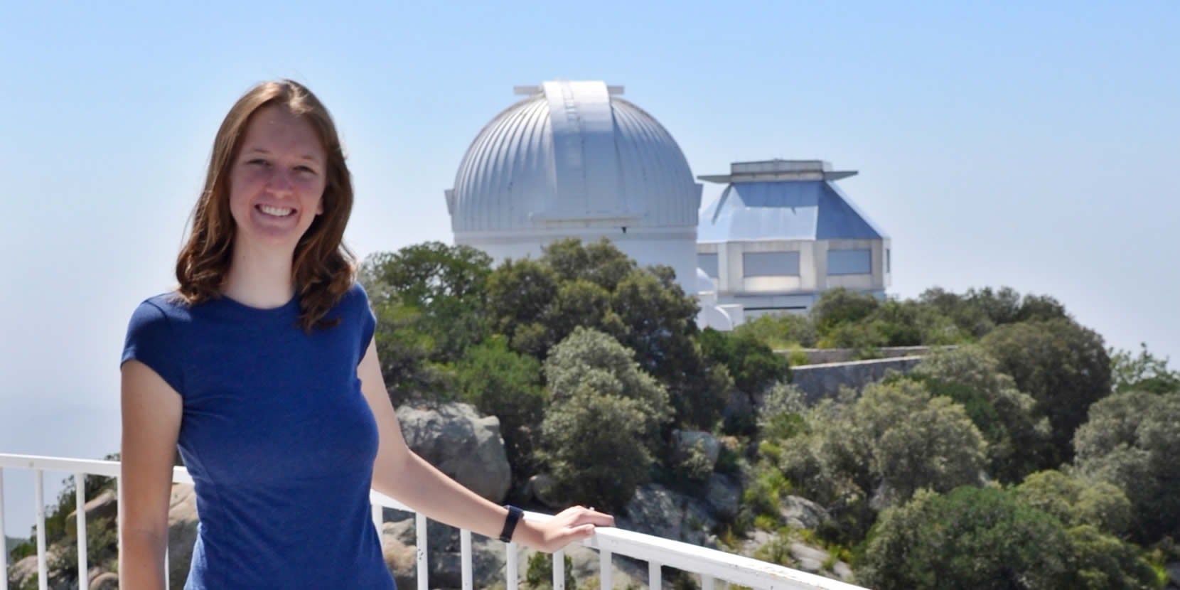 Melissa Haegert Dykhuis is studying at the Lunar and Planetary Laboratory at the University of Arizona.