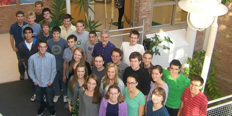 Grants fund scholarships for science and computing students
