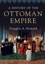 A History of the Ottoman Empire cover image.