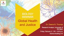 Global Health and Justice