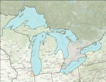 Two Possible Climate Futures for the Great Lakes Region (One Much Better than the Other)