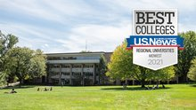 Calvin University ranked #3 Best Colleges U.S. News Regional Universities Midwest 2021