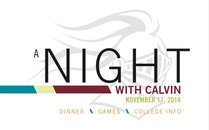 A Night with Calvin - Timothy Christian