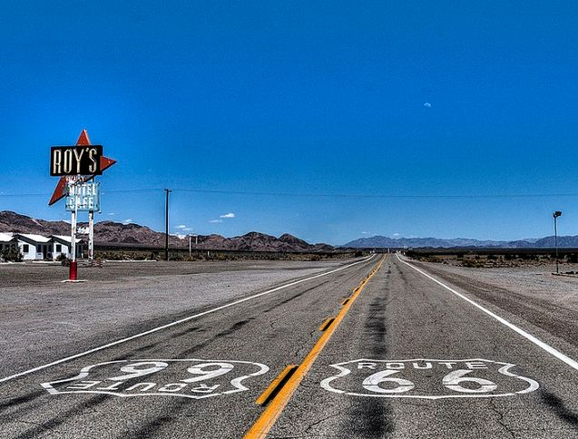 Passport - Route 66 Adventure