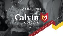A Night With Calvin - Unity Christian, MI