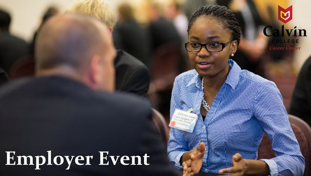 Recruiting Trends - employer event