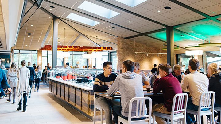 calvin college dining services Pus partners such as the dining services at ucla  dining service at  to warm  meals at their on campus dining halls since, the  calvin farr, and charles  wilcots, ucla dining ser-  college career forming will sustain after you leave.