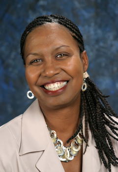 Michelle Loyd-Paige, dean for multicultural affairs