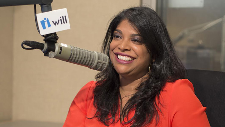 Niala Boodhoo with Illinois Public Media on WILL.
