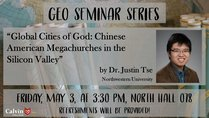 Global Cities of God: Chinese American Megachurches in the Silicon Valley