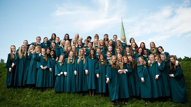 Nidaros Cathedral Girls Choir