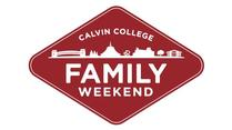Family Weekend Welcome Station
