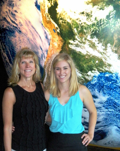 Stephanie Kossen Koster and Mackenzie Odegaard