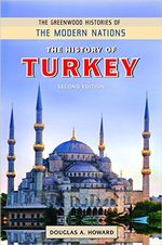 The History of Turkey cover image.
