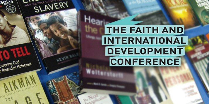 Calvin College's seventh-annual, student-run Faith and International Development Conference (FIDC) focuses on dialogue around best practices.