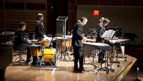 Matt Beck and Percussion Ensemble
