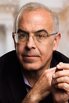 Headshot of David Brooks