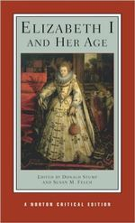Elizabeth I and Her Age cover image.