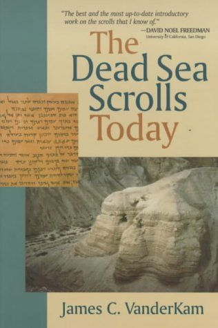 The Dead Sea Scrolls Today cover image