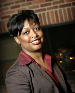 Associate director of pre-college programs Tasha Paul-Cruz